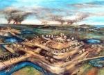 Rasti nežinomos Amazonės civilizacijos statiniai