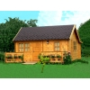 Mediniai nameliai ir namai Jūsų sodui,       aukštos kokybės ir komfo