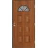 Dažytos lauko durys,  šiltos lauko durys