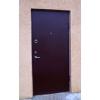 Metalinės durys į sandeliuką,   sandeliuko metalinės durys