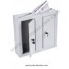 Senas pašto dėžutes keičiame naujomis daugiabučiuose