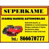 automobiliu supirkimas 866670777